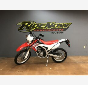 2016 Honda CRF250L for sale 200690417