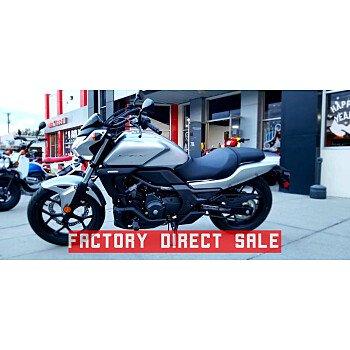 2016 Honda CTX700N for sale 200688775