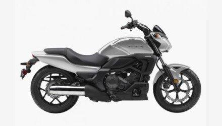 2016 Honda CTX700N for sale 200667652