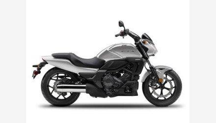 2016 Honda CTX700N for sale 200717135