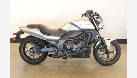 2016 Honda CTX700N for sale 200934743