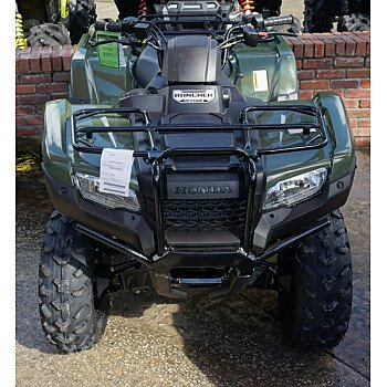 2016 Honda FourTrax Foreman for sale 200570316