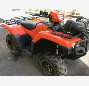 2016 Honda FourTrax Foreman for sale 200636287