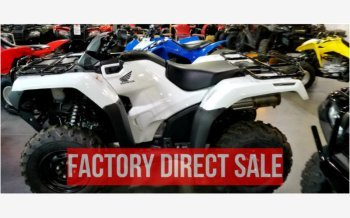 2016 Honda FourTrax Rancher for sale 200688762