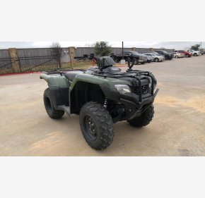 2016 Honda FourTrax Rancher for sale 200678863