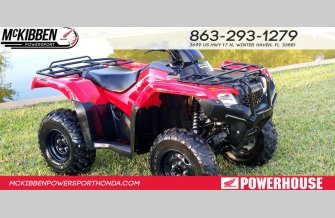 2016 Honda FourTrax Rancher for sale 200690910