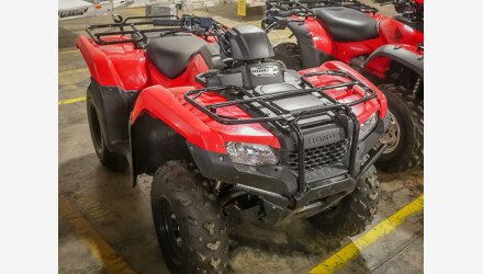 2016 Honda FourTrax Rancher for sale 200707663