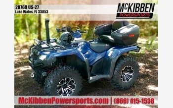 2016 Honda FourTrax Rancher for sale 200949043