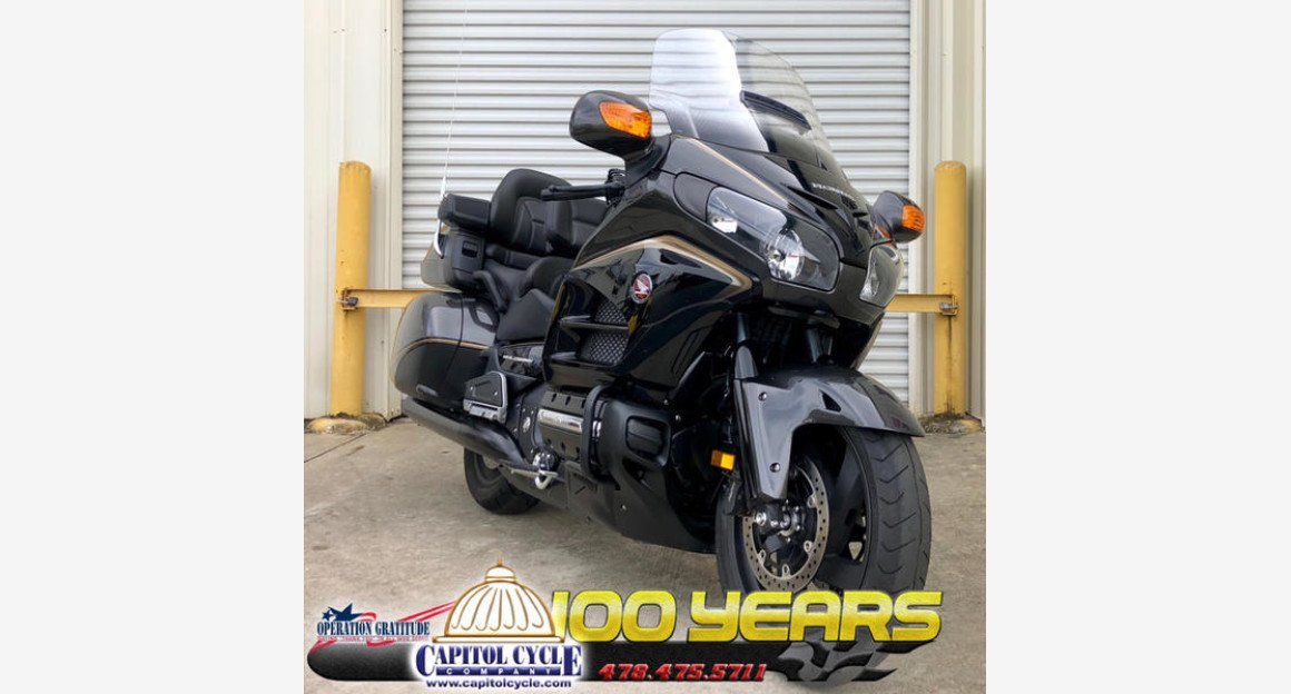 2016 Honda Gold Wing for sale 200659664