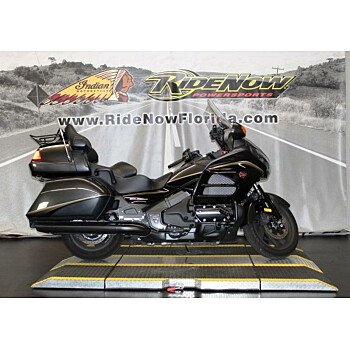 2016 Honda Gold Wing for sale 200728689