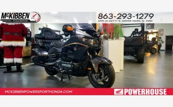 2016 Honda Gold Wing for sale 200669800