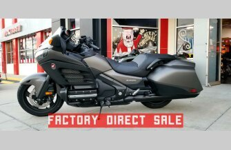 2016 Honda Gold Wing for sale 200688774
