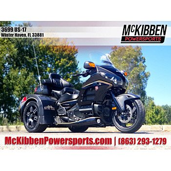 2016 Honda Gold Wing for sale 200806060