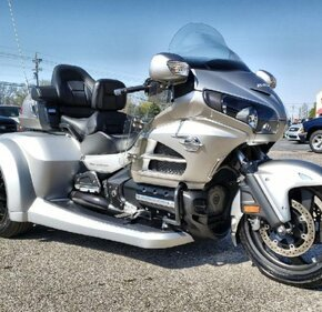 2016 Honda Gold Wing for sale 200908568