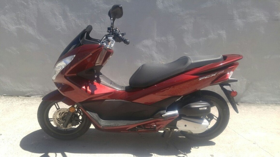 2016 Honda Pcx150 For Sale Near Miami Florida 33155 Motorcycles