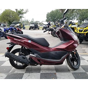 2016 Honda PCX150 for sale 200610008