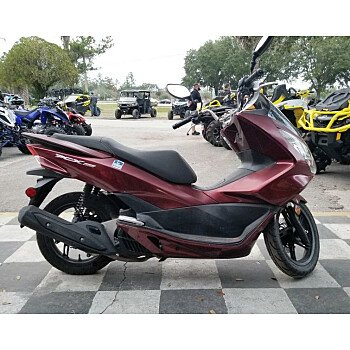 2016 Honda PCX150 for sale 200683588