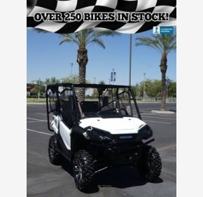 2016 Honda Pioneer 1000 Deluxe for sale 200769733