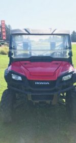 2016 Honda Pioneer 1000 for sale 200784209