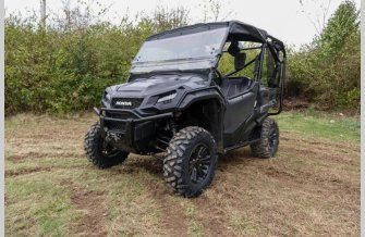 2016 Honda Pioneer 1000 Deluxe for sale 200835920