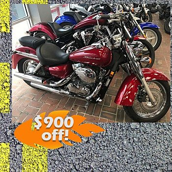 2016 Honda Shadow Aero for sale 200385009