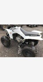 2016 Honda TRX250X for sale 200584837
