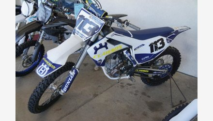 2016 Husqvarna FC350 for sale 200767947