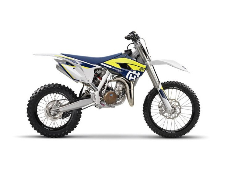2016 Husqvarna TC85 17/14 specifications