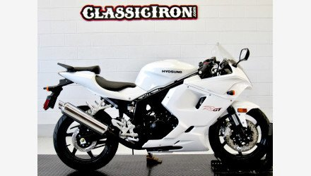 2016 Hyosung GT250R for sale 200805306