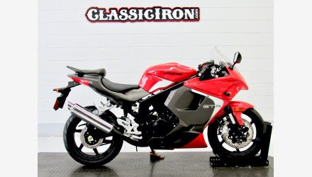 2016 Hyosung GT250R for sale 200928963