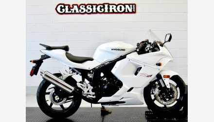 2016 Hyosung GT250R for sale 200931189