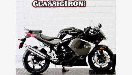 2016 Hyosung GT250R for sale 200940978