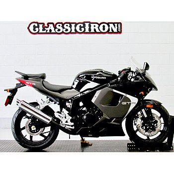2016 Hyosung GT250R for sale 200951085