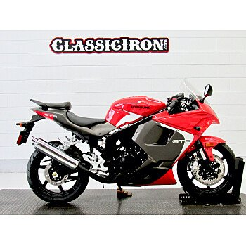 2016 Hyosung GT250R for sale 200953797