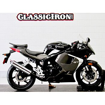 2016 Hyosung GT250R for sale 201083645