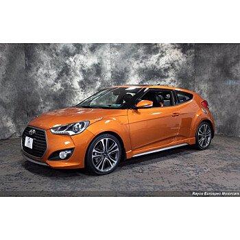 2016 Hyundai Veloster Turbo for sale 101592069