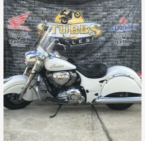 2016 Indian Chief for sale 200651421