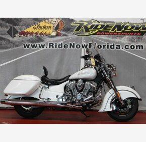 2016 Indian Chief Classic for sale 200673101
