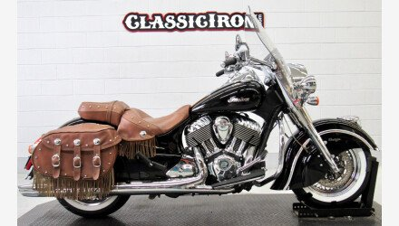 2016 Indian Chief for sale 200686416