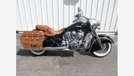 2016 Indian Chief for sale 200704844