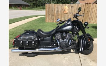2016 Indian Chief Dark Horse for sale 200782190