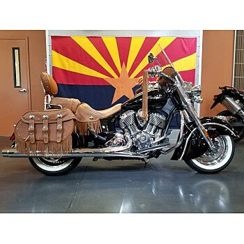 2016 Indian Chief for sale 200814152