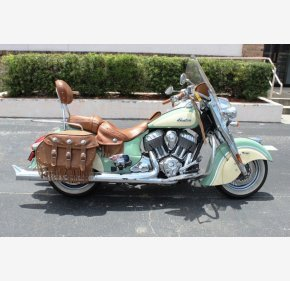 2016 Indian Chief for sale 200890628
