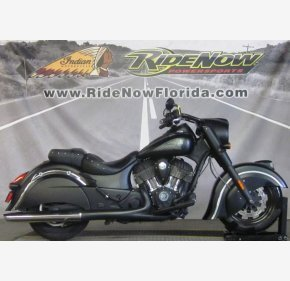 2016 Indian Chief Dark Horse for sale 200940451
