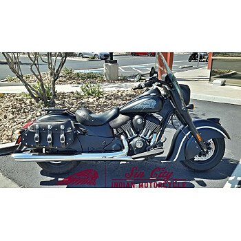 2016 Indian Chief Dark Horse for sale 201073415