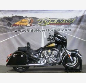 2016 Indian Chieftain for sale 200658057