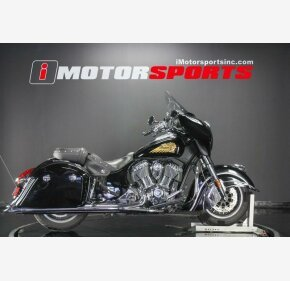 2016 Indian Chieftain for sale 200675142