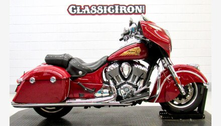 2016 Indian Chieftain for sale 200682667