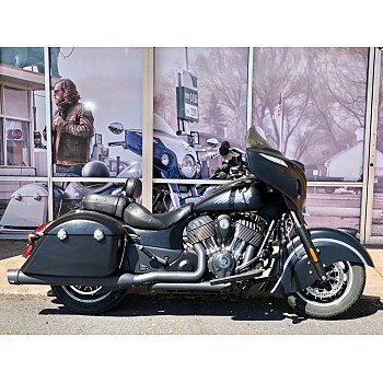 2016 Indian Chieftain Dark Horse for sale 201067441