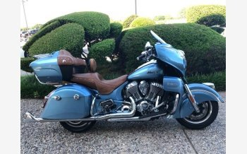 2016 Indian Roadmaster for sale 200915704
